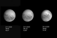 Mars-rotation