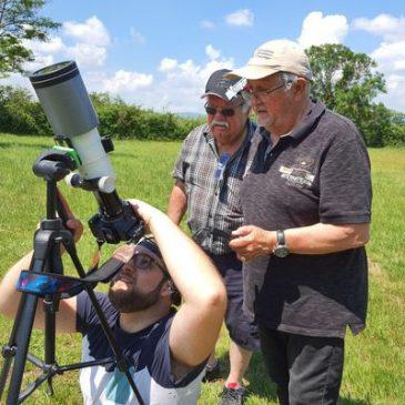 France 3 – Quand et comment observer l'éclipse solaire partielle en Auvergne
